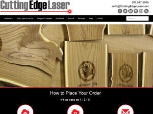 Cutting Edge Laser
