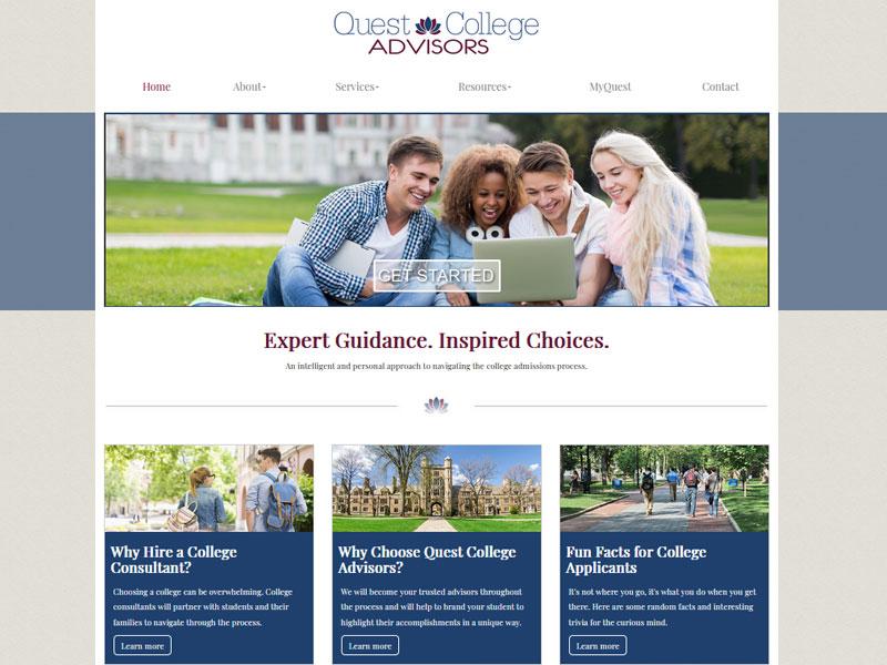 Quest College Advisors