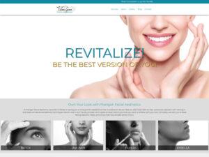 Denver Website Design | Flanigan Facial Aesthetics